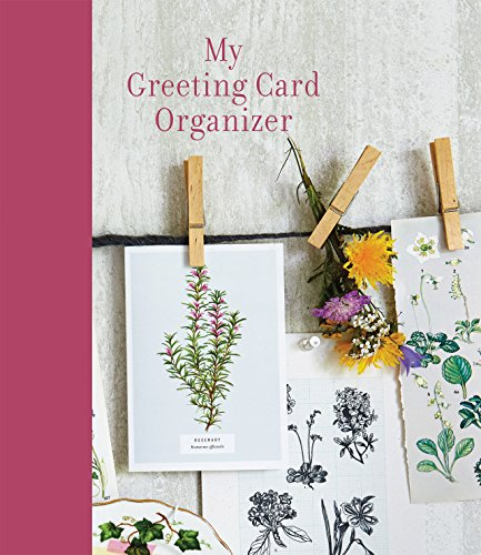 - My Greeting Card Organizer
