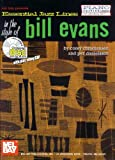 Essential Jazz Lines in the Style of Bill Evans, Corey Christiansen and Per Danielsson, 0786662670