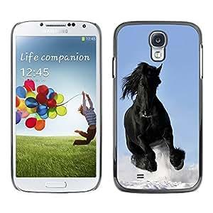 diy phone caseYOYO Slim PC / Aluminium Case Cover Armor Shell Portection //Majestic Mustang Horse //Samsung Galaxy S4diy phone case