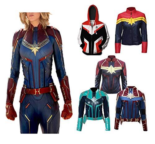 Superhero Latest Celebrity Leather Jackets Cosplay Pants