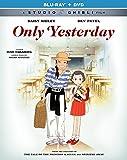 Only Yesterday [Blu-ray + DVD]