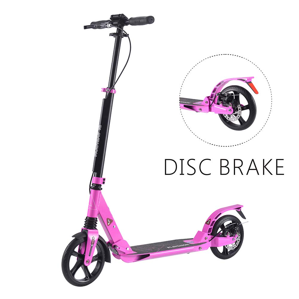 Playshion Big Wheel Scooter