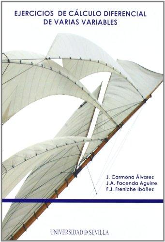Descargar Libro Ejercicios De Cálculo Diferencial De Varias Variables J. Carmona Álvarez