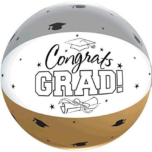 Grad Autograph Beach Ball , Party Favor