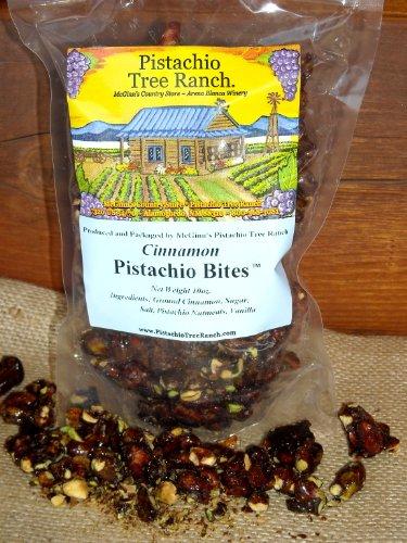 Cinnamon Pistachio Bites by McGinn's Pistachio Tree Ranch