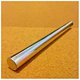 Unbranded Soft Iron Rod. Ideal Core for Making electromagnets. (0.5 Dia X 6 Long) inches