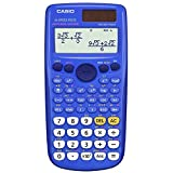 Casio Exam Approved Scientific Calculator: Homework/Classwork - Blue