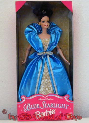 Mattel 1996 Blue Starlight Barbie Buy Online In Cambodia Barbie Products In Cambodia See Prices Reviews And Free Delivery Over 27 000 Desertcart