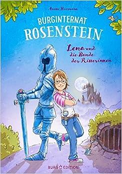 Book Burginternat Rosenstein