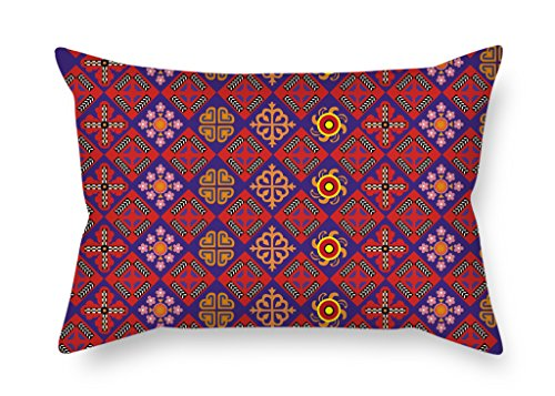 slimmingpiggy-12-x-20-inches-30-by-50-cm-bohemian-pillow-covers-twice-sides-ornament-and-gift-to-div
