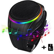 SVPRO Portable Wireless Bluetooth Watch Speaker,Convenient Smart Bracelet Speaker Wrist Music...