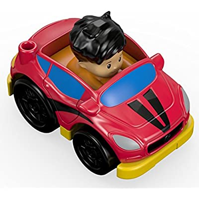 Fisher-Price Little People Wheelies Vehicle, #3: Toys & Games