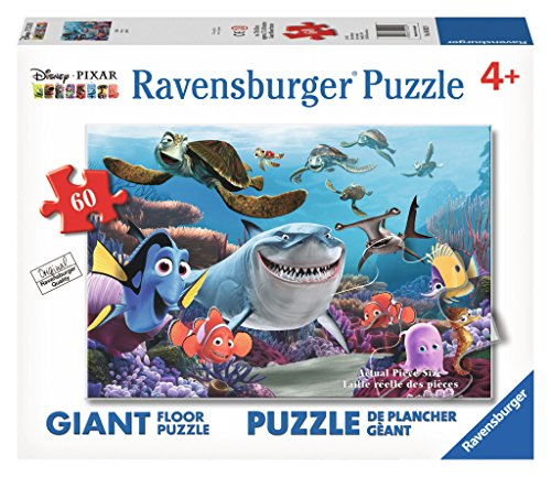 - Ravensburger Finding Nemo: Smile! - Giant Floor Puzzle