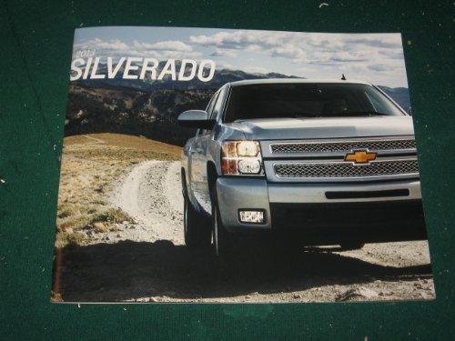 2013 Chevy Silverado 1500 Original Dealer Sales Brochure; Pickup