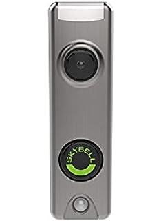 Amazon com : Alarm com Skybell Slim Line Doorbell Camera