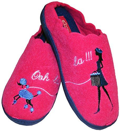 Corifei eZstep Womens Marcy Slippers Pink