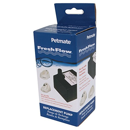 Petmate-Fresh-Flow-Replacement-Pump-120V-without-Flow-Valve