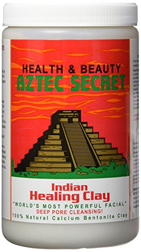 Aztec Secret Indian Healing Bentonite Clay, 2 Pound (Pack of 2)