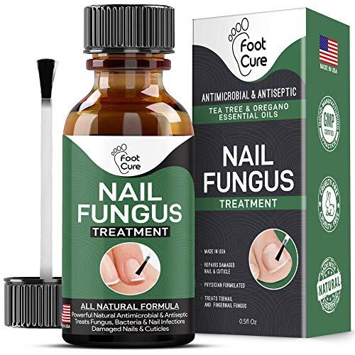 EXTRA STRONG Nail Fungus