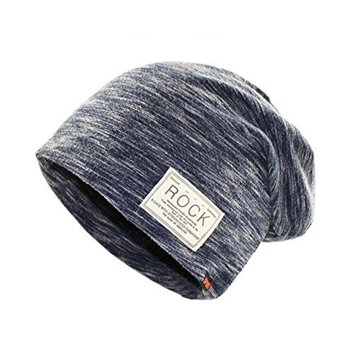 xing black YANXH xing serie y ashes el caliente de la más doble invierno piso femenina Otoño sombrero nueva rock Beanie sombrero 4xwpgq4TR