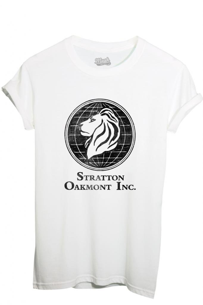 T-Shirt STRATTON OAKMONT INC THE WOLF OF WALL STREET - FILM by iMage Dress Your Style imshT-IT-0665-parent