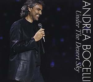 Under The Desert Sky Live Andrea Bocelli Armando Manzanero Bruno Lauzi Carole Bayer Sager