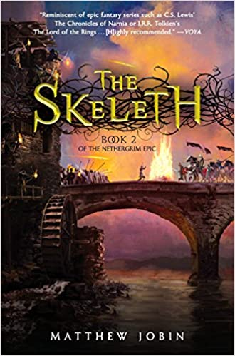Amazon Fr The Skeleth Matthew Jobin Livres