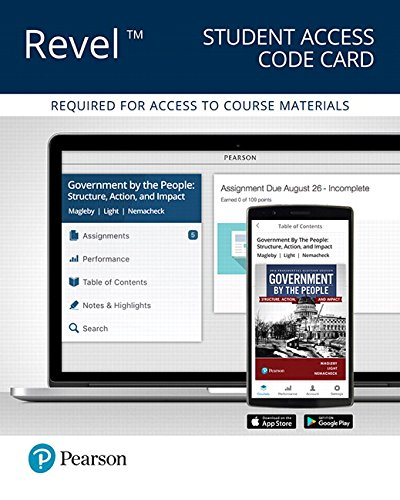 Revel for Government By the People, 2016 Presidential Election -- Access Card (26th Edition)