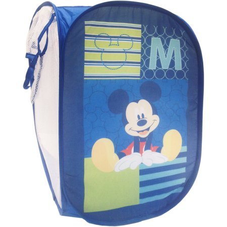 Disney Mickey Mouse Pop Up Hamper product image