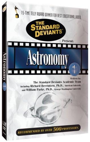 Standard Deviants: Astronomy, Vol. 1