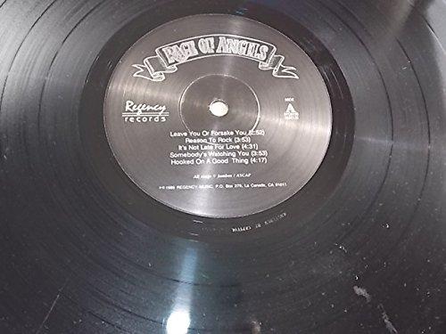 RAGE OF ANGELS- SELF TITLED- 1989 REGENCY RECORDS 12