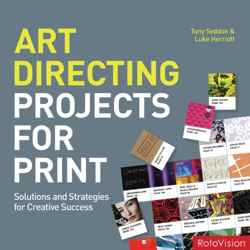 Download Art Directing Projects for Print: Solutions and Strategies for Creative Success pdf epub