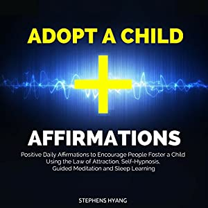 Adopt a Child Affirmations Audiobook