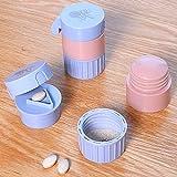 Multi Function Pill Crusher Grinder Splitter,Pill