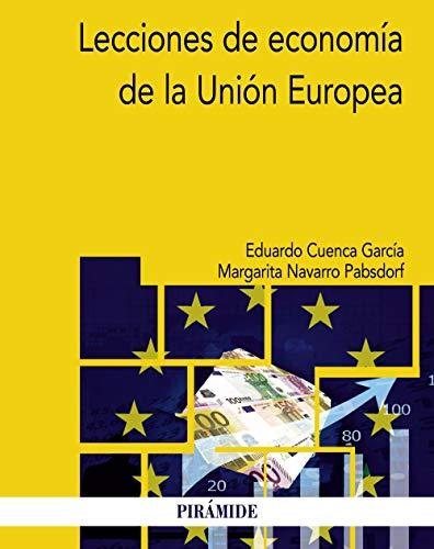 Lecciones de economía de la Unión Europea