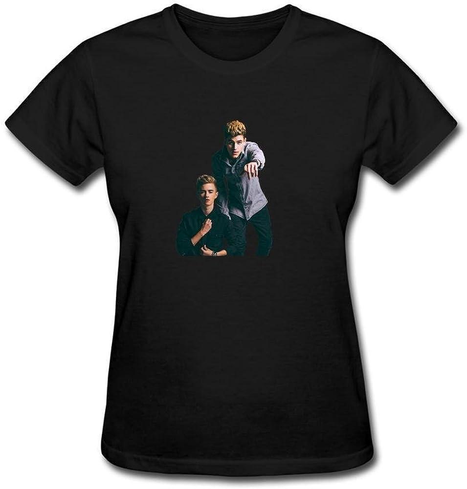 XIULUAN Women's Jack & Jack T-Shirt