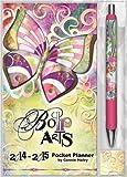 Boho Arts Pocket Planner, Connie Haley, 1438824920