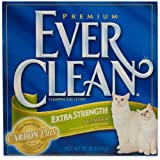 Ever Clean Extra Strength Cat Litter, Scented Litter, 25 Pound Box