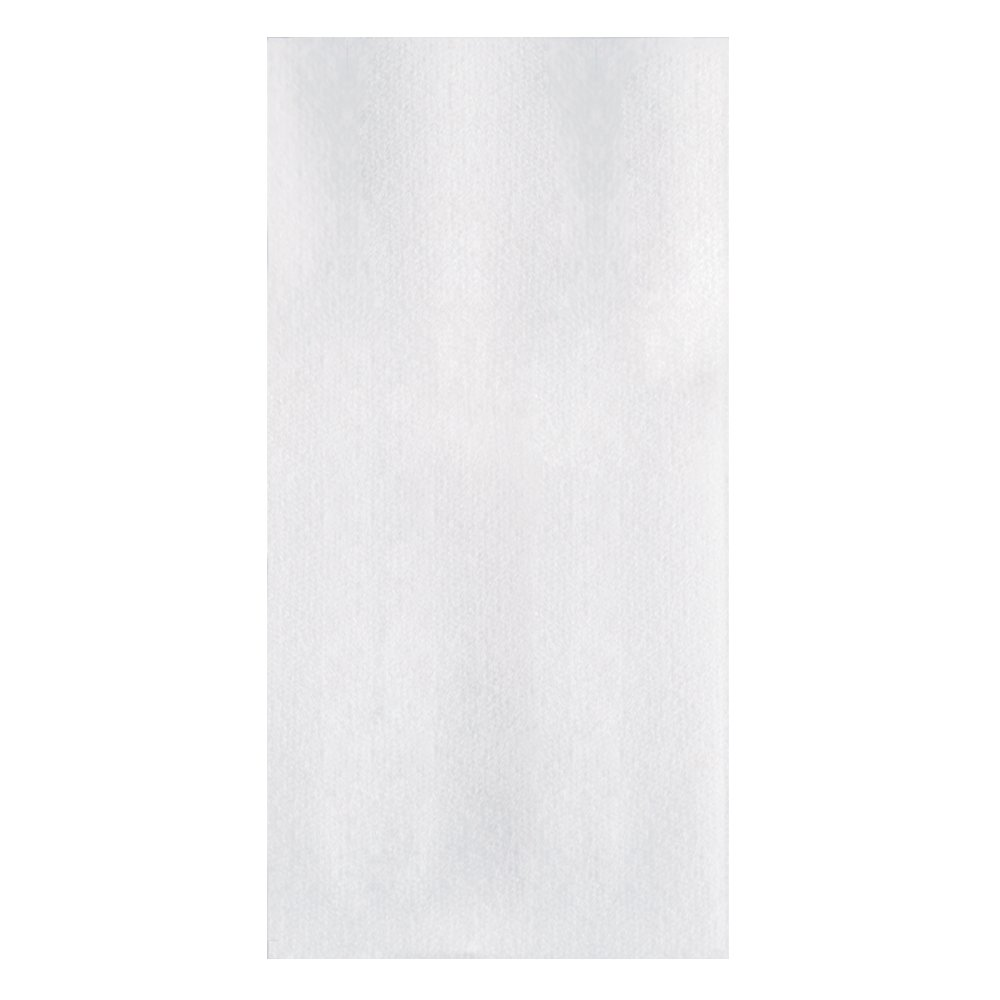 Hoffmaster 856465 Linen-Like Guest Towel, 1/6 Fold, 17'' Length x 8'' Width, White (Case of 600)