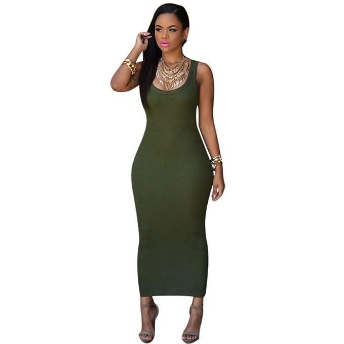Amazon.com: Vestido para mujer de Usstore, bodycon, para ...
