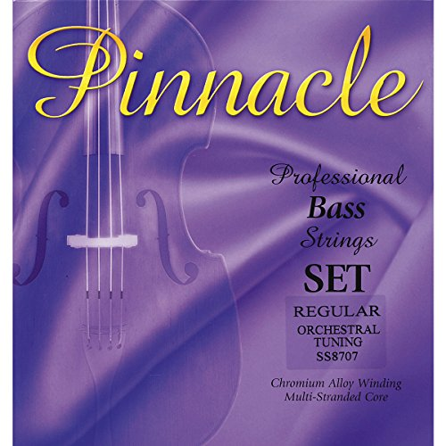 UPC 752715087073, Super Sensitive Pinnacle Upright Bass String Set (3/4 Size)