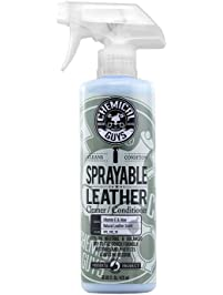 Chemical Guys SPI_103_16 Sprayable Leather Conditioner & Cleaner All in ONE (16oz)