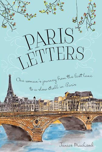 Paris Letters cover