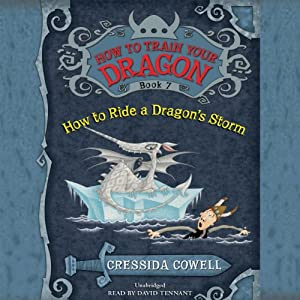 How to Train Your Dragon: How to Ride a Dragon's Storm Audiobook