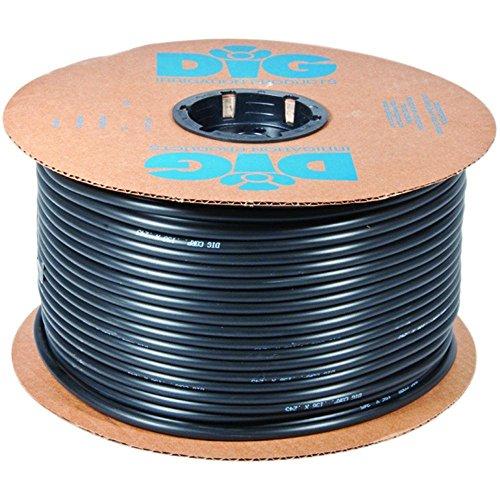 "DIG B38500P 1/4"" Poly Micro Tube, 500"