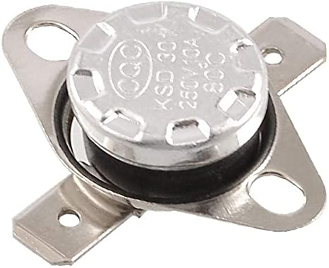 beau travail Fiubb KSD301 Thermostat En vedette Interrupteur commande temp/érature Celsius efficacit/é fiable 80 N.C