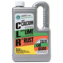 CLR Calcium Lime Rust Remover, Enhanced Formula, 28 fl oz (828 ml)