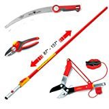 WOLF Garten Tree Master Tool Kit 3733783 - 4 piece tool kit
