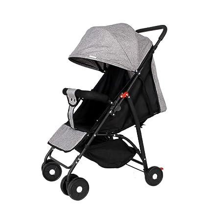 Baby trolley Silla de Paseo Liviana: para Viajes, Plegable ...