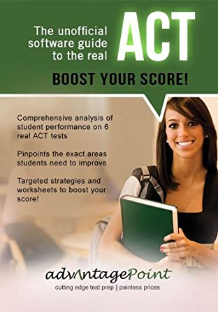 Amazon.com: Boost Your Score! The Unofficial Software Guide to the ...